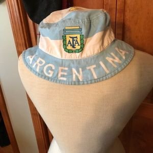 Argentina Bucket hat